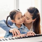 4 điều cần làm khi mua đàn piano cho bé mới học - Đức Trí Music