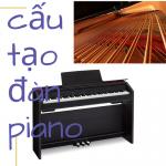 Cấu tạo đàn piano - Đức Trí Music